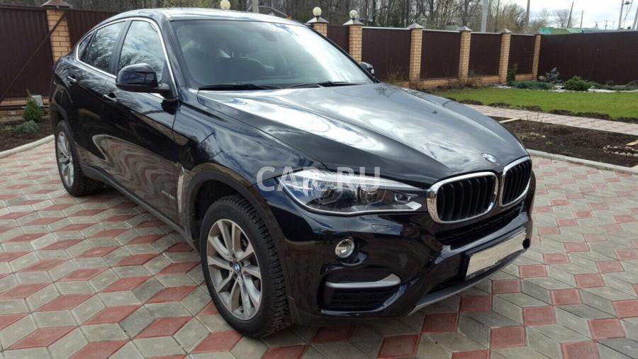 BMW X6, Уфа
