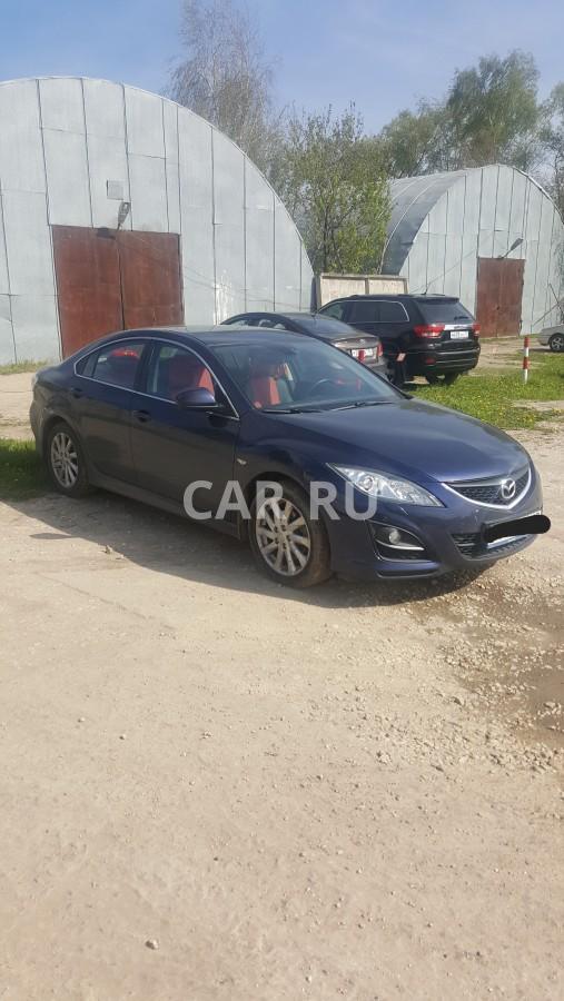 Mazda 6, Обухово