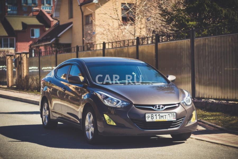 Hyundai Elantra, Сосновый Бор
