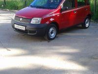 Fiat Panda, 2007г.