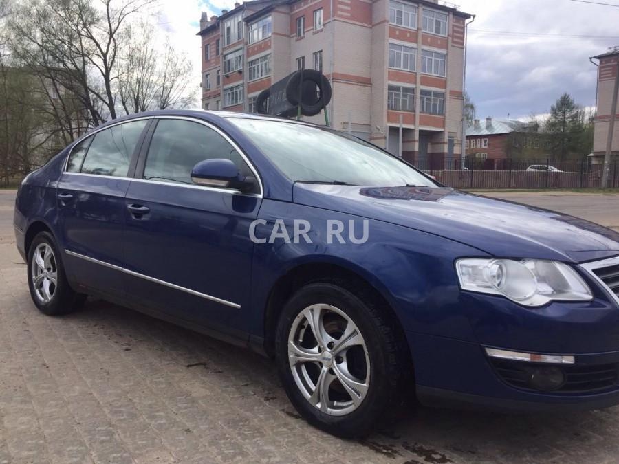Volkswagen Passat, Кострома