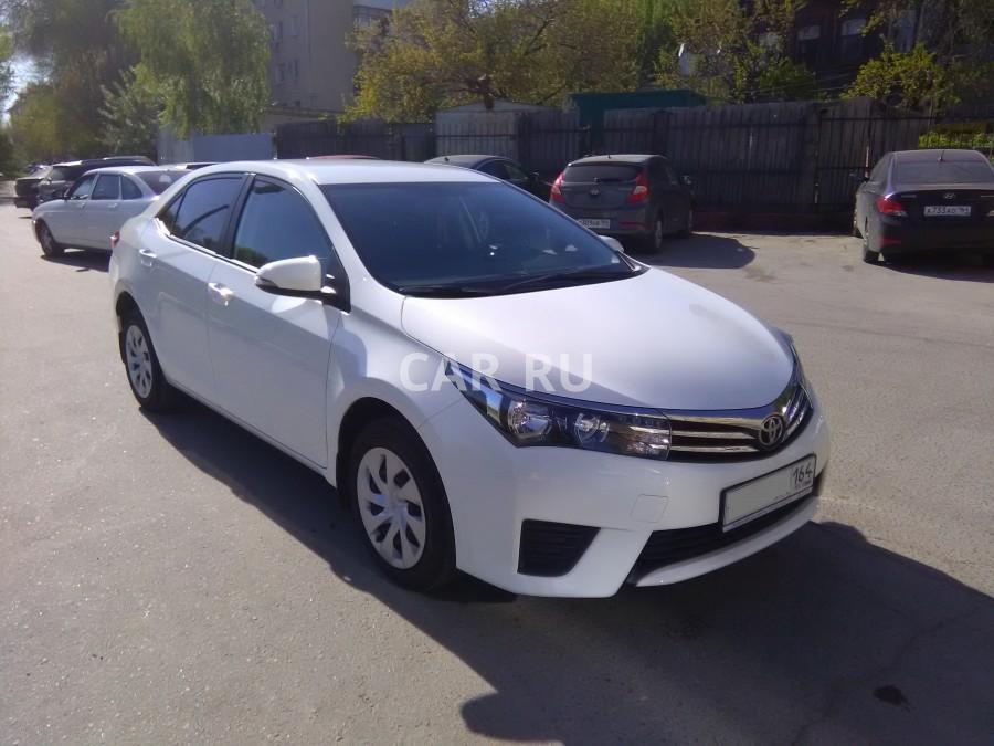 Toyota Corolla, Саратов