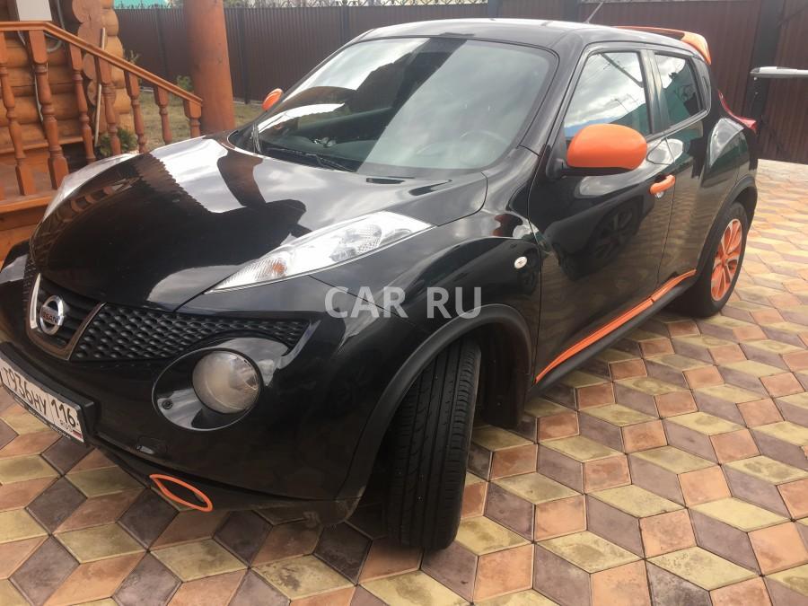 Nissan Juke, Альметьевск