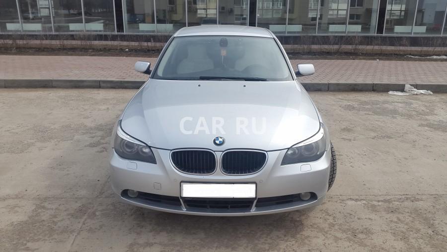 BMW 5-series, Тюмень