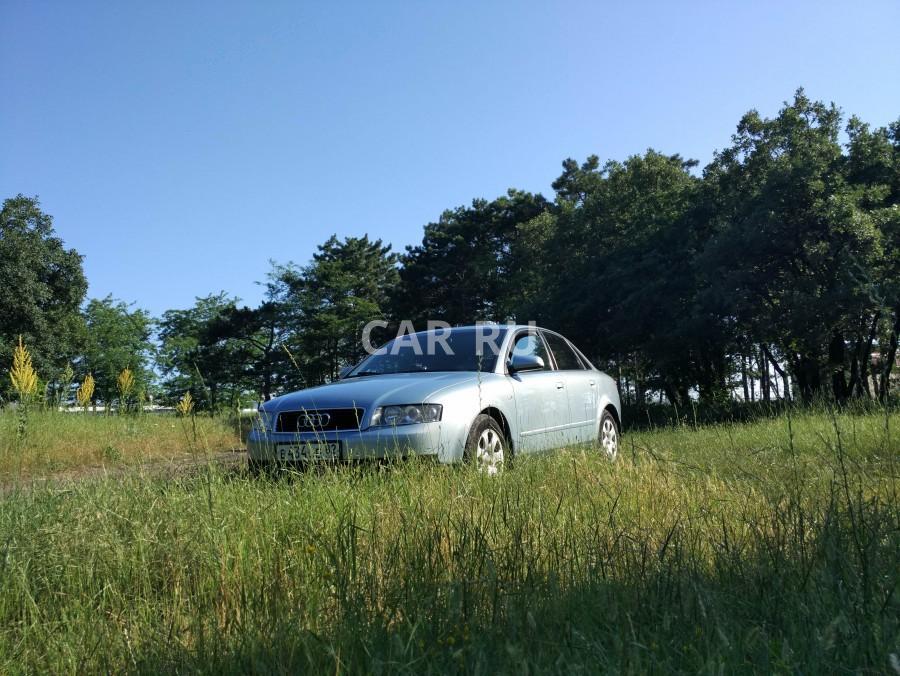 Audi A4, Симферополь