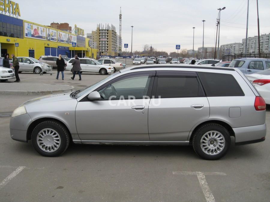 Nissan Wingroad, Омск