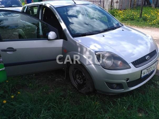 Ford Fiesta, Рязань