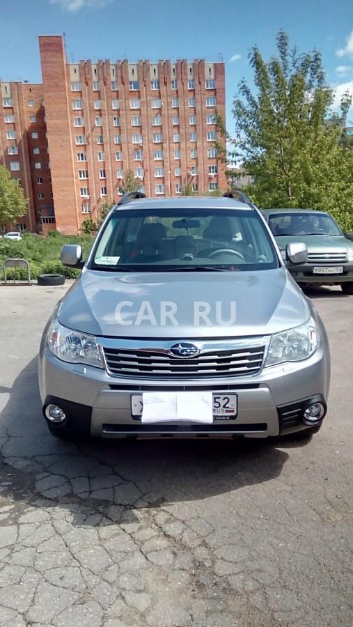 Subaru Forester, Нижний Новгород
