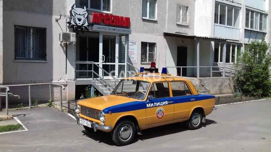 Лада 2101, Москва