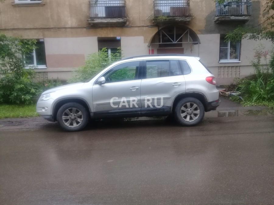 Volkswagen Tiguan, Ярославль