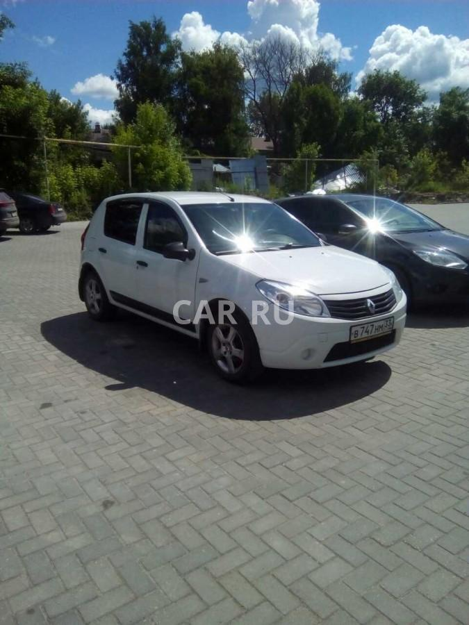 Renault Sandero, Владимир