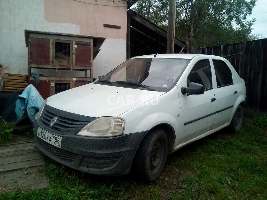 Renault Logan, Слюдянка