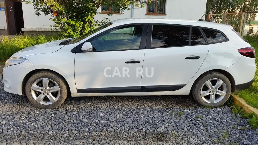 Renault Megane, Трёхгорный