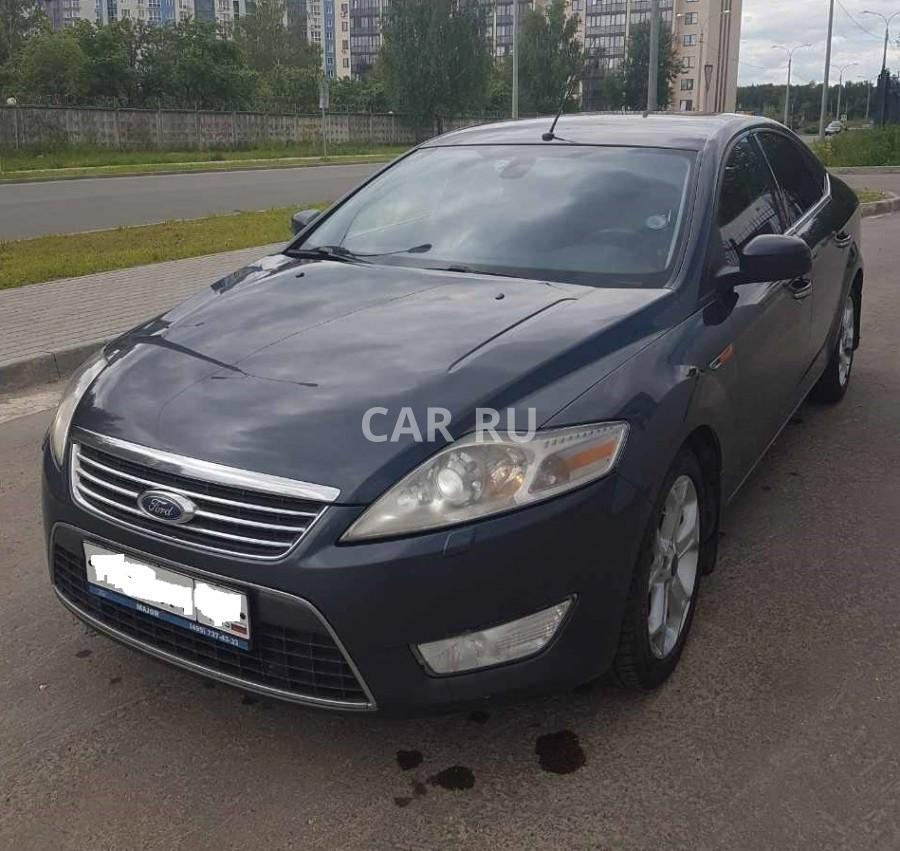 Ford Mondeo, Обнинск