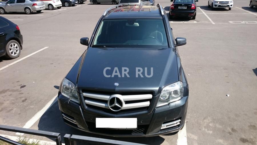 Mercedes GLK-Class, Москва