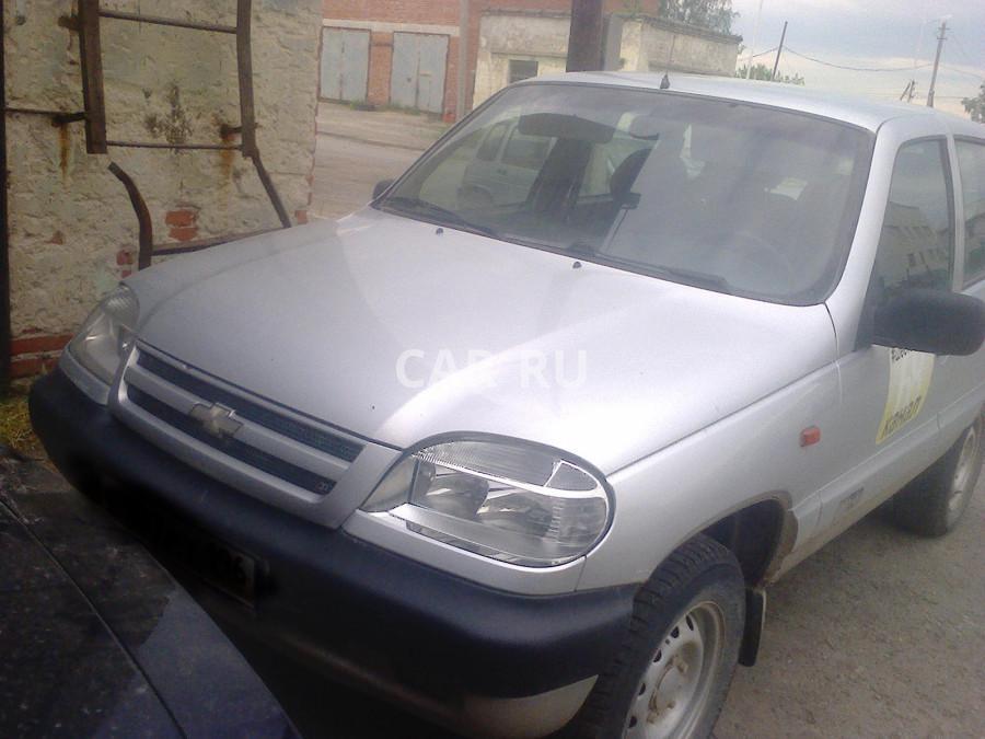 Chevrolet Niva, Верхняя Пышма
