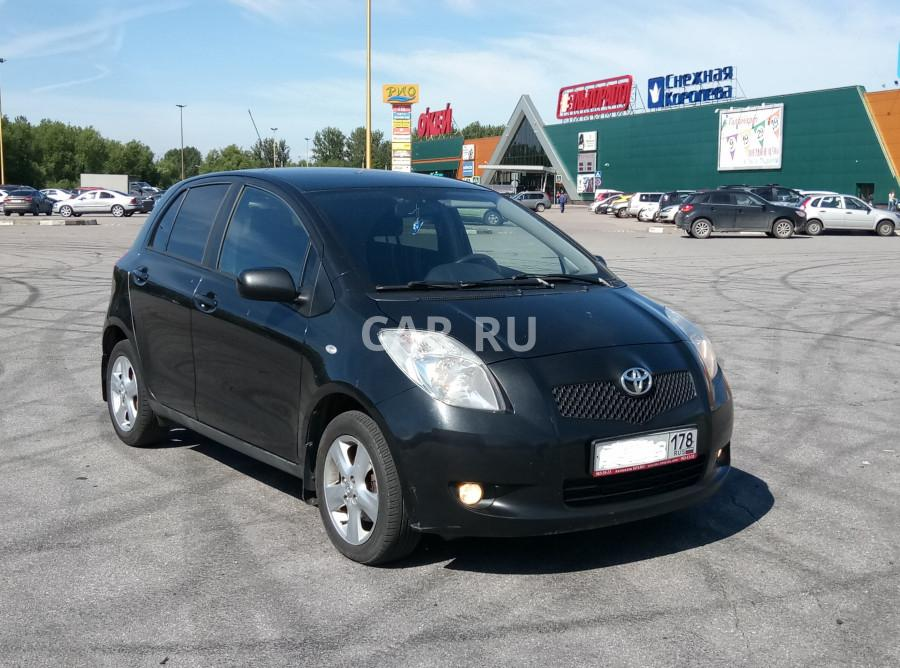 Toyota Yaris, Санкт-Петербург
