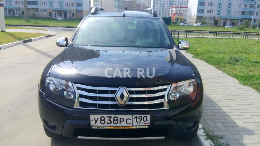 Renault Duster, Серпухов