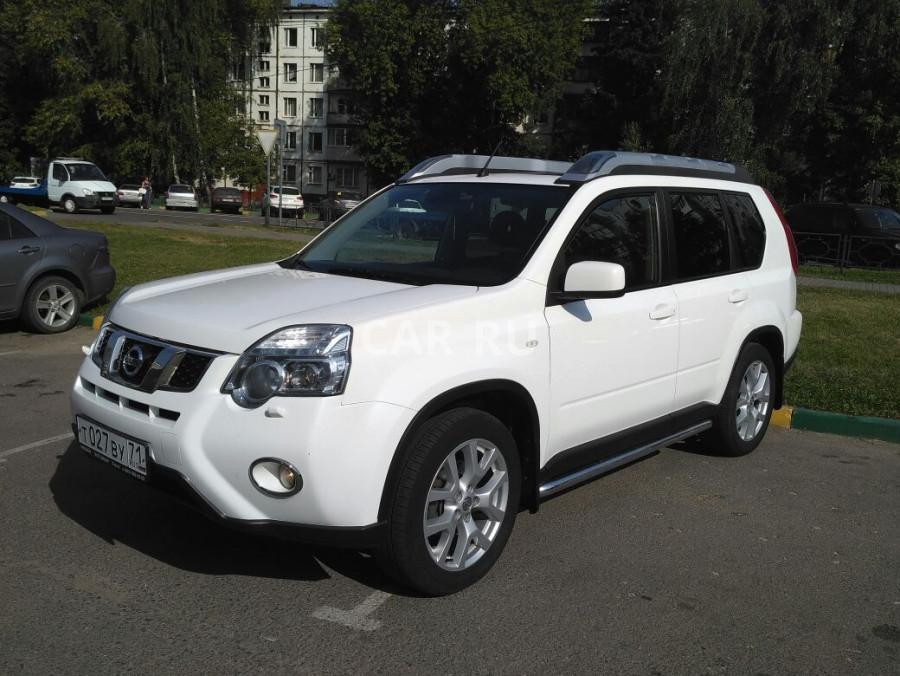 Nissan X-Trail, Москва