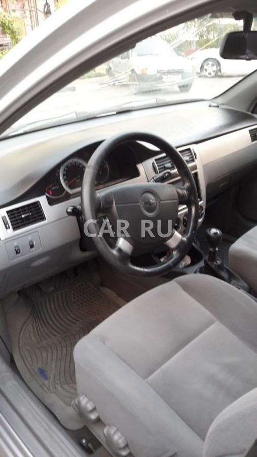 Chevrolet Lacetti, Краснодар