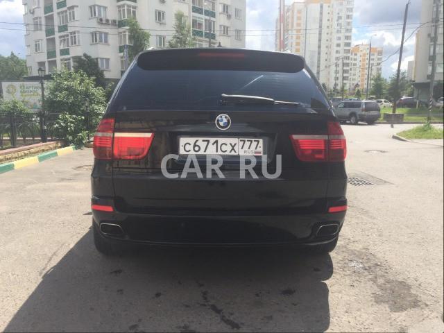 BMW X5, Тула