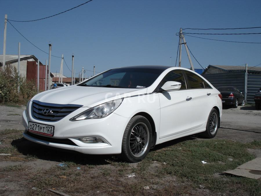 Hyundai Sonata, Ростов-на-Дону