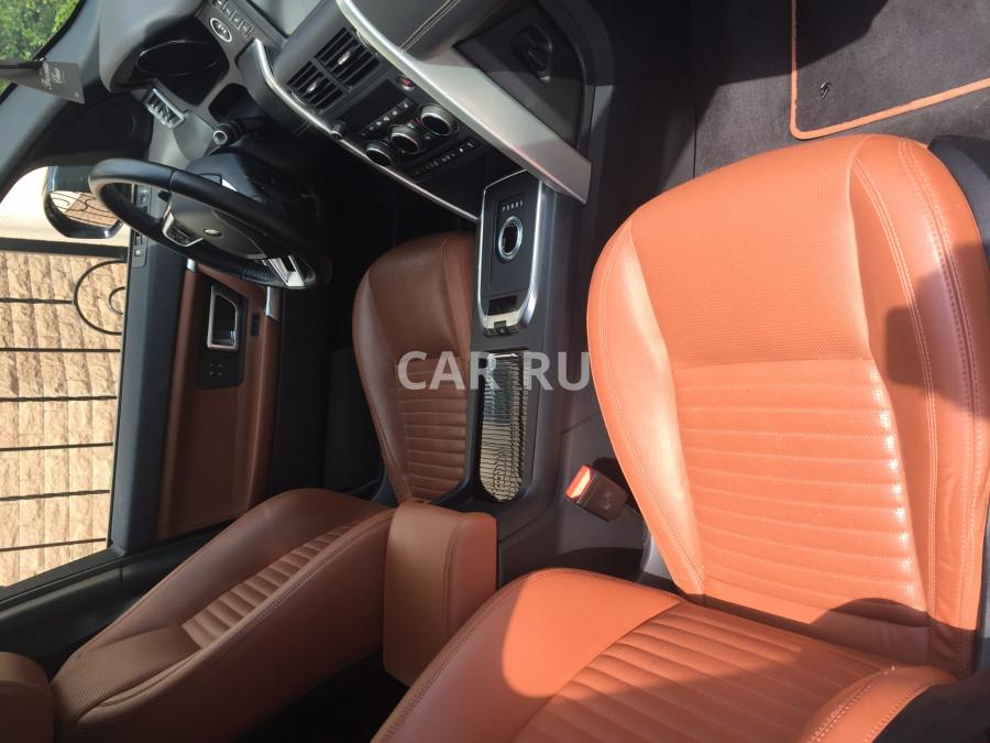 Land Rover Discovery, Сочи