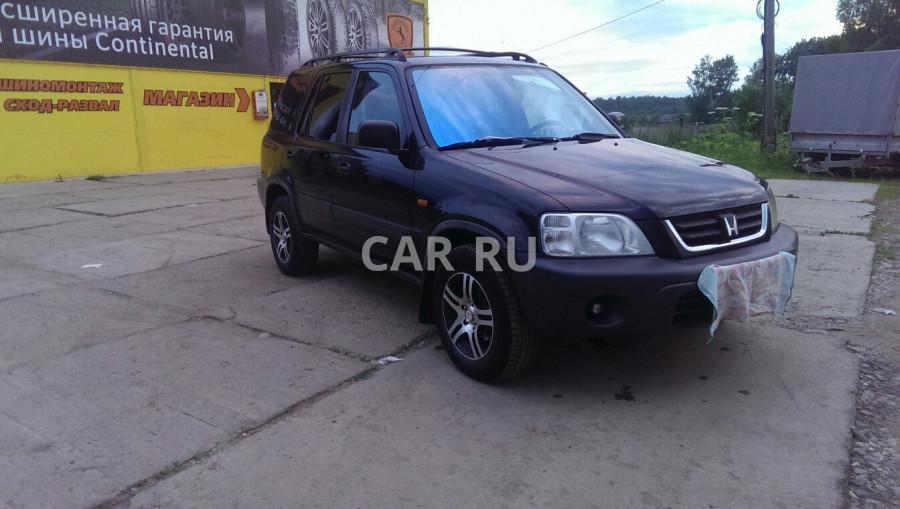 Honda CR-V, Киров
