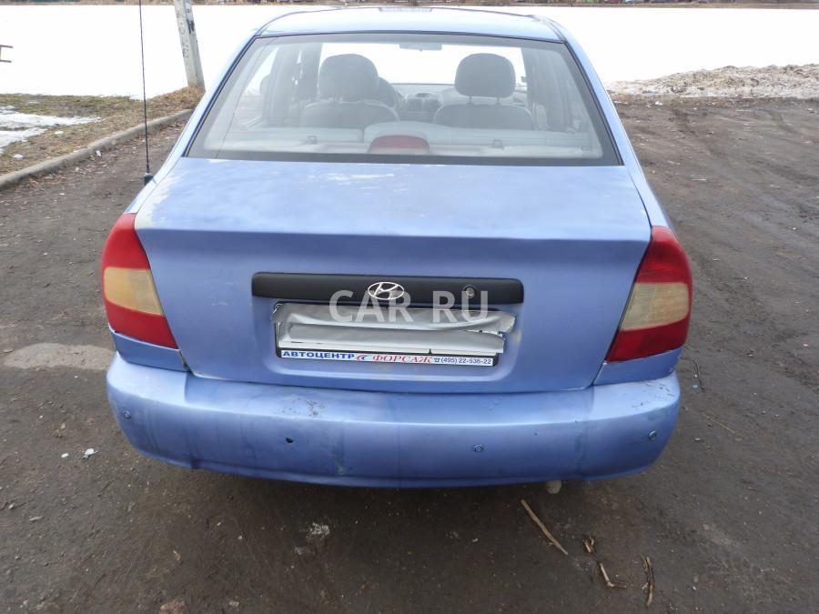 Hyundai Accent, Лобня