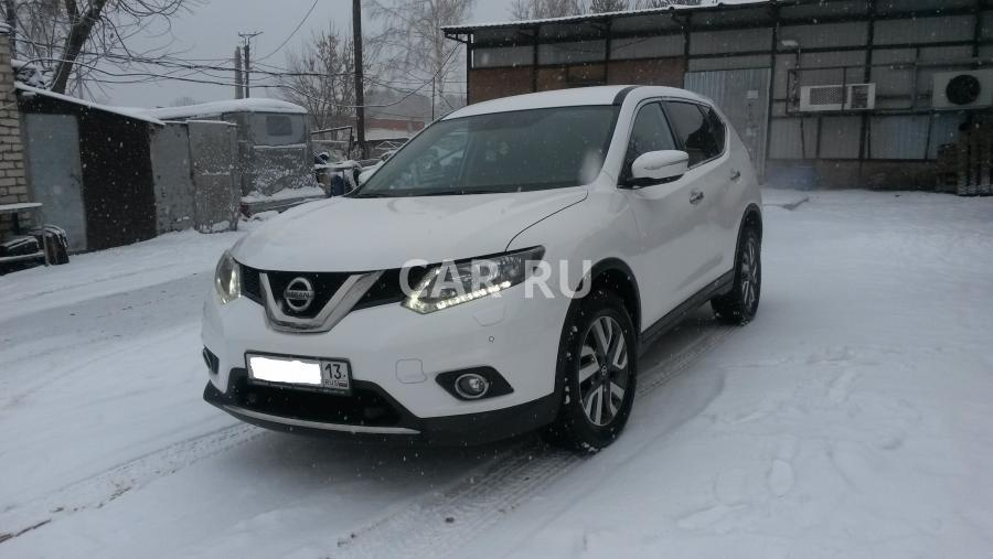 Nissan X-Trail, Саранск