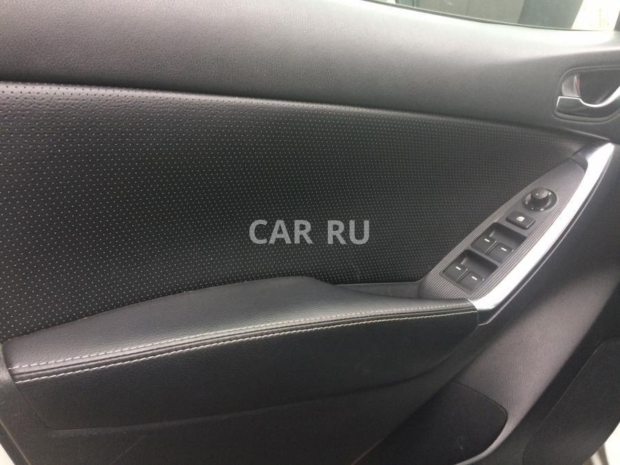 Mazda CX-5, Трёхгорный