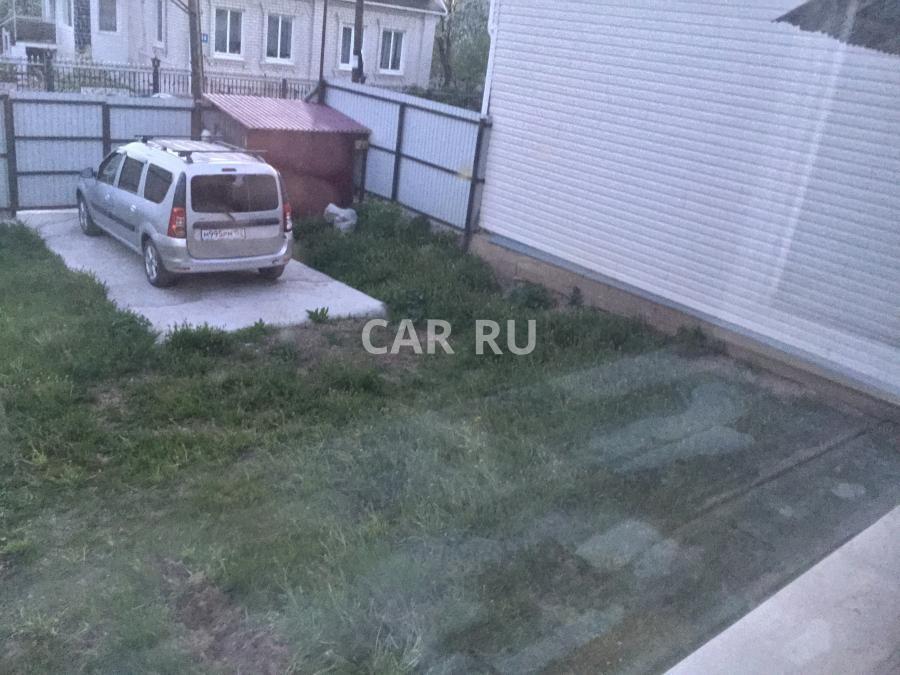 Лада Largus, Нижний Новгород