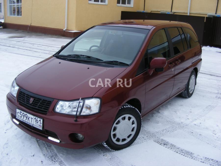 Nissan Liberty, Вешенская