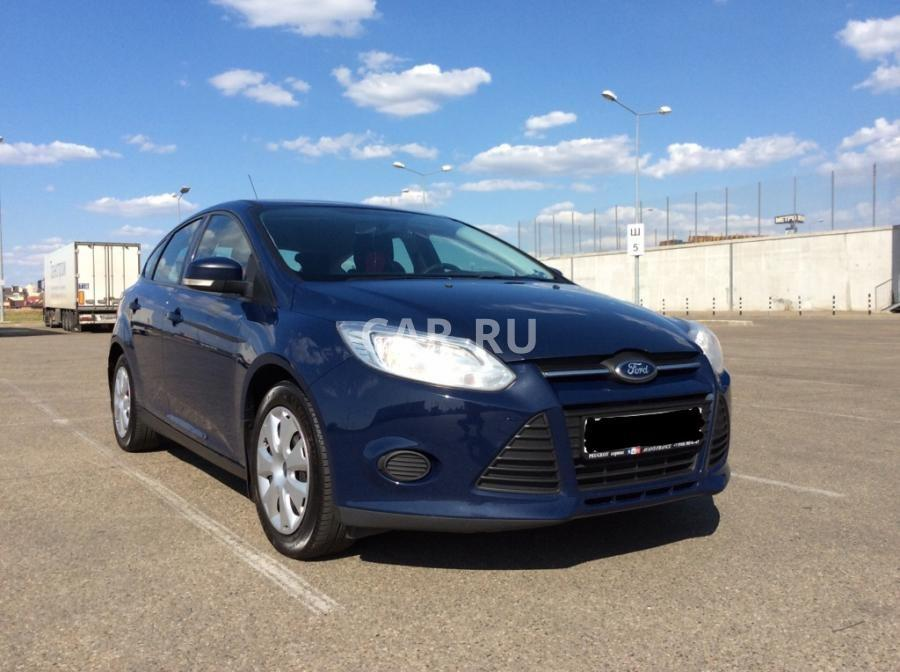 Ford Focus 3, Краснодар