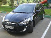Hyundai Solaris, 2011г.