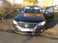 Volkswagen Passat, 2007г.