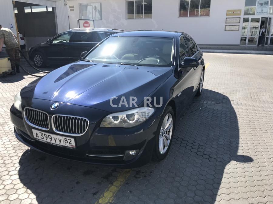 BMW 5-series, Севастополь