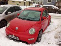 Volkswagen Beetle, 1999г.