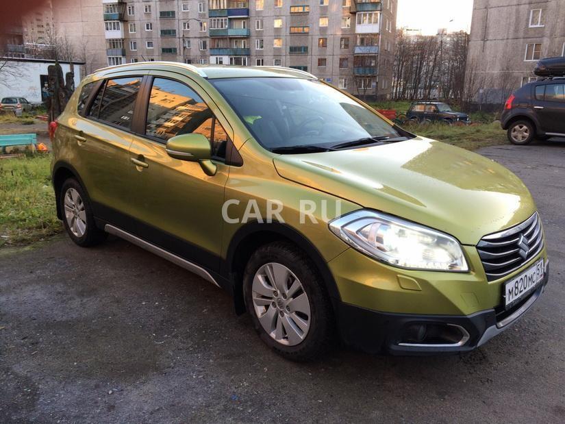 Suzuki SX4, Мурманск