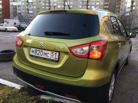 Suzuki SX4, 2014г.