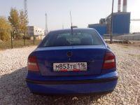 Skoda Octavia, 2000г.