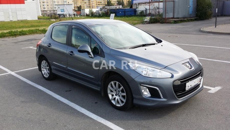 Peugeot 308, Екатеринбург