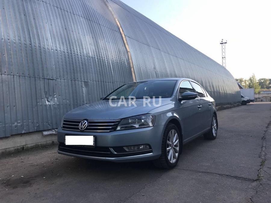 Volkswagen Passat, Москва
