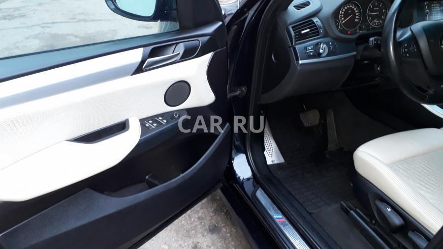 BMW X3, Москва