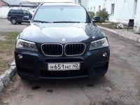 BMW X3, 2012г.