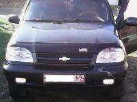 Chevrolet Niva, 2008г.