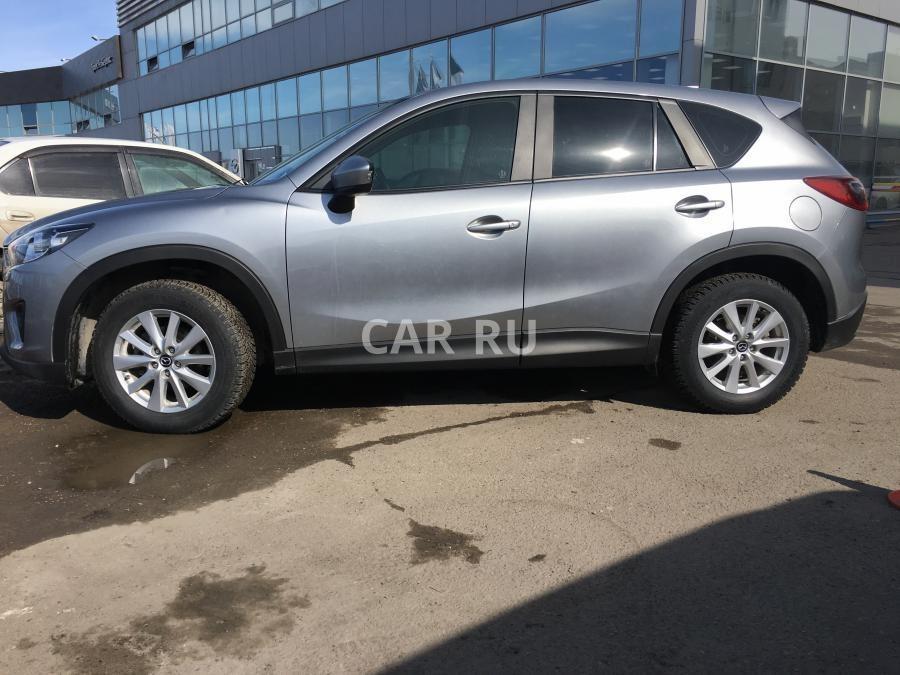 Mazda CX-5, Казань