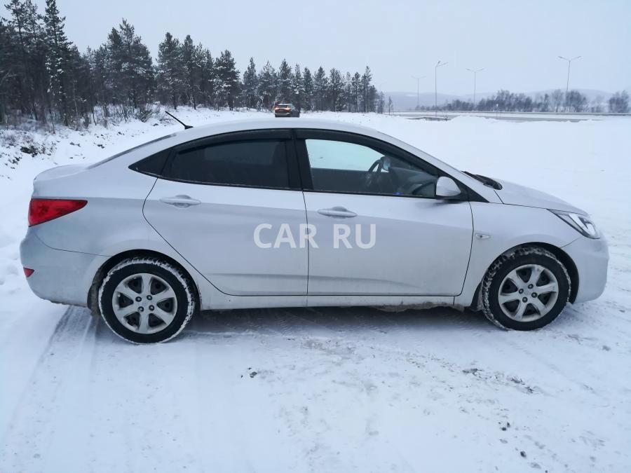 Hyundai Solaris, Мурманск