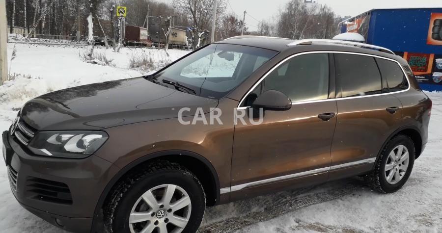 Volkswagen Touareg, Иваново