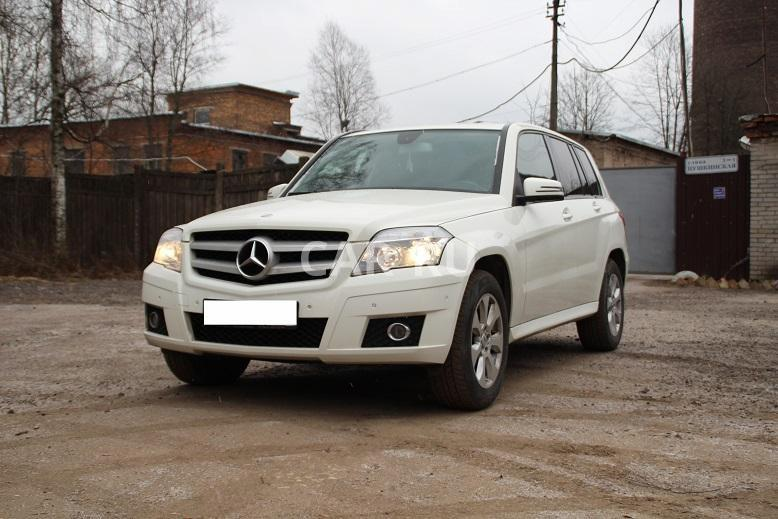 Mercedes GLK-Class, Санкт-Петербург